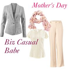 Biz Casual Babe Mother's Day by carla-bobka on Polyvore featuring CAbi