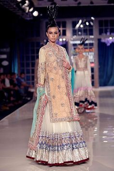{Delhi Couture Week Highlights} Part 1