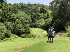 Red Mountain Golf Course @ Phuket, Thailand - The most picturesque golf course that we have ever played (26.03.18)