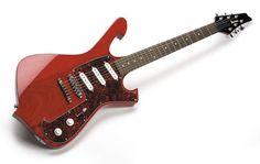 Imperdivel Top 10 guitarras bizarrasTop 10 Guitarras bizarras Além de serem os pilares do projeto da guitarra elétrica, Fender Stratocaster e Telecaster, Gibson Les Paul e SG (e mui...