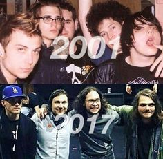 Happy International My Chemical Romance day!<<< this somehow breaks my heart and makes me incredibly happy at the same time.