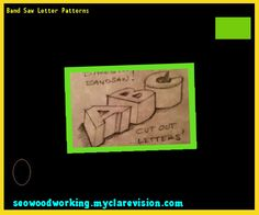 Letter patterns for wood carving 194519 woodworking plans and band saw letter patterns 154357 woodworking plans and projects spiritdancerdesigns Images