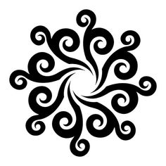 Tattoo Designs - Zodiac, Celtic and Tribal Tattoos Aries Zodiac Sign Tattoos Stencil Patterns, Stencil Designs, Cake Designs, Irish Symbol Tattoos, Tattoo Symbols, Sun Tattoo Tribal, Tribal Sun, Celestial Tattoo, Kreis Tattoo