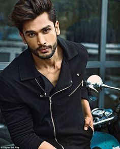 Smouldering eyes: 'I feel so privileged and humbled to be Mr World 2016.... It has been an...