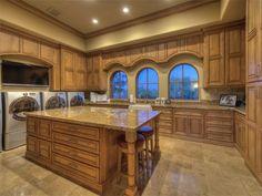 Laundry room of luxury home in Paradise Valley, Arizona