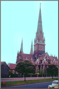 St Patrick's Cathedral, East Melbourne