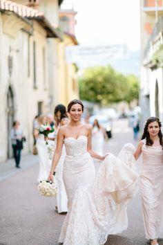 Gorgeous Lake Como Wedding by Studio 1208