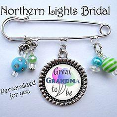 PROUD DAD Button Pin ~ New Dad Gift ~ Birth Announcement Button Pins Keepsake
