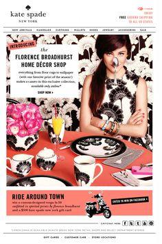Florence Broadhurst Kate Spade