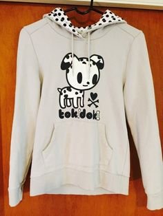 Tokidoki dalmatian puppy hoodie