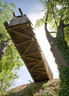 08 bird observatory rio ebro « Landscape Architecture Works | Landezine