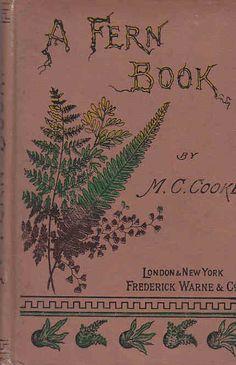 A Fern Book...M.C.Cooke