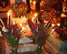 Oaxaca Day of the Death Festivities