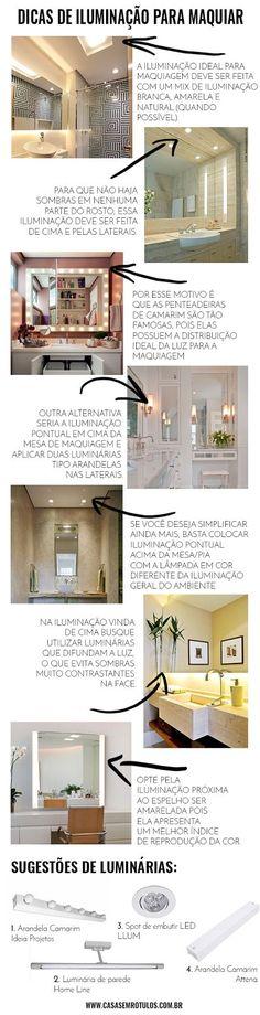 Pin by dulceaermalonalu on makeup in 2020 Interior Exterior, Interior Design Tips, Interior Decorating, Led Exterior Lighting, Secret House, Room Feng Shui, Ikea, Modern Bathroom Design, Decoration