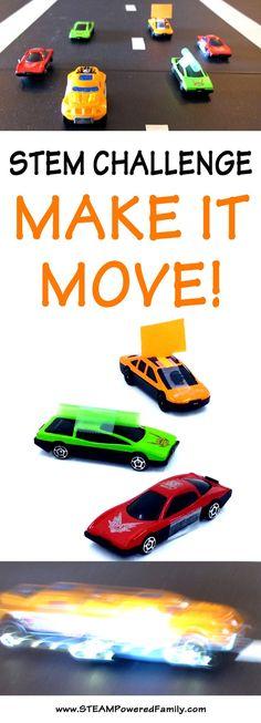 MAKE IT MOVE! - STEM