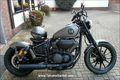 Yamaha Star Bolt XV950 Custom