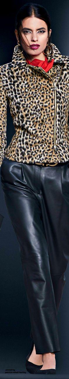 Madeleine Fashion - animal print