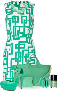 """""""Untitled #2459"""" by lisa-holt on Polyvore"""