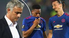 Jose Mourinho bemoans Feyenoord's 'clear offside' goal