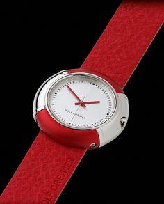 QUATTRO - Armbanduhrendesign für ROLF CREMER Leather, Design, Accessories, Products, Clock, Armband, Design Comics