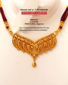 Gold Ring Designs, Gold Earrings Designs, Gold Jewellery Design, Gold Costume Jewelry, Gold Pendent, Gold Mangalsutra Designs, Gold Jewelry Simple, Gold Choker Necklace, Mangalore