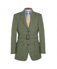 Tweed Norfolk Jacket