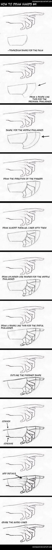 mãos e detalhes