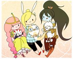 Adventure Time girl