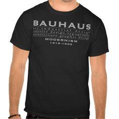 Bauhaus T Shirt, Hoodie Sweatshirt