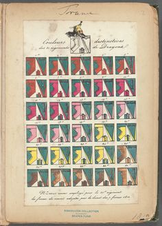 France, 1810 From New York Public Library Digital Collections.