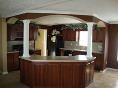 Woods Mobile Home Kitchens