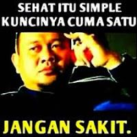 Tips Sehat Yang Pasti Mujarab Nih Guys! Quotes Lucu, Jokes Quotes, Qoutes, Cartoon Jokes, Funny Jokes, Rage Meme, Simple Quotes, Quotes Indonesia, Tumblr Quotes