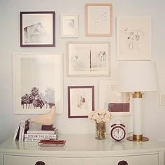 Unique Wedding Gifts, Unique Weddings, Wedding Illustration, Gallery Wall, Living Room, Frame, Google Search, Home Decor, Picture Frame