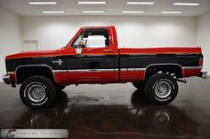 1987 Chevrolet Silverado SWB 4x4 Pickup - Classic Car Liquidators