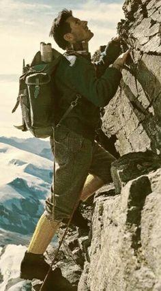 Walter bonatti ww.direzioneverticale.it alpinist, writer, photographer, explorer...myth