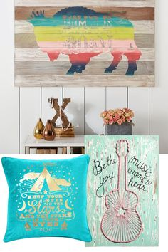 Junk Gypsy for Pottery Barn Teen Collection