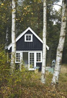 Danish summerhouse full of memories
