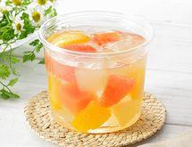 Fruit Punch Zeri. Uchi Cafe Suites | Lawson