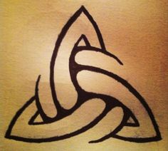 Celtic volleyball tattoo
