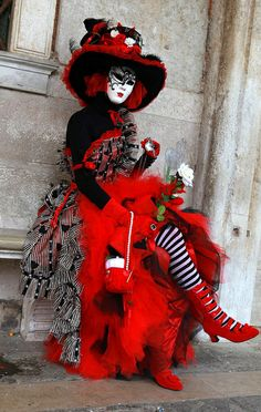 I would love to do a photoshoot dressed in a crazy costume like this