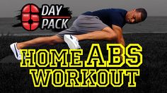 Get six pack abs from home with this 10 minute workout that'll show you how to build a strong core, lose weight, and burn belly fat. NO GYM MEMBERSHIP NEEDED!