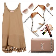 """""""Fsjshoes"""" by simona-altobelli ❤ liked on Polyvore featuring N°21, Kate Spade, Yves Saint Laurent and fsjshoes"""