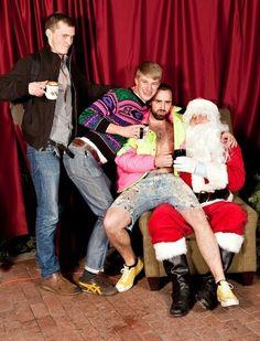 The 25 Most Awkward Photos WithSanta