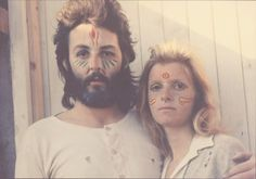 Paul and Linda McCartney / Embodied <3