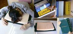 Workaholic Desk Pillow