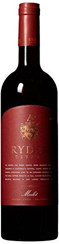 2013 Ryder Estate Monterey County Merlot Wine 750 mL -- More info could be found at the image url.