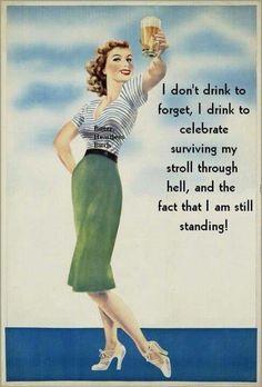 Jaren 50 bier reclame~ beer add Be a man, drink amstel beer. Vintage Humor, Retro Humor, Vintage Posters, Retro Funny, Funny Vintage, Vintage Ads, Sarcastic Quotes, Funny Quotes, Funny Memes
