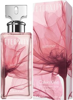 Eternity Summer 2011 Calvin Klein perfume - a fragrance for women 2011