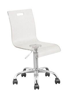Retro Acrylic Hydraulic Lift Adjustable Height Swivel Office Desk Chair Clear (7009) jersey seating®,http://www.amazon.com/dp/B00JJXU0DG/ref=cm_sw_r_pi_dp_bvREtb1MN32Q7ERT