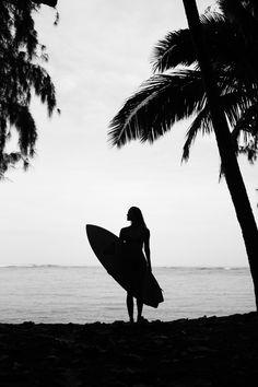 Surf silhouette #WildAloha
